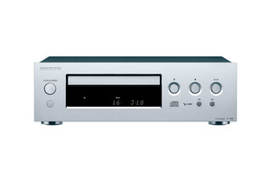 C-755 CD Player, Silber