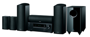 HT-S5915 Home Theater Pack 5.1.2ch Black
